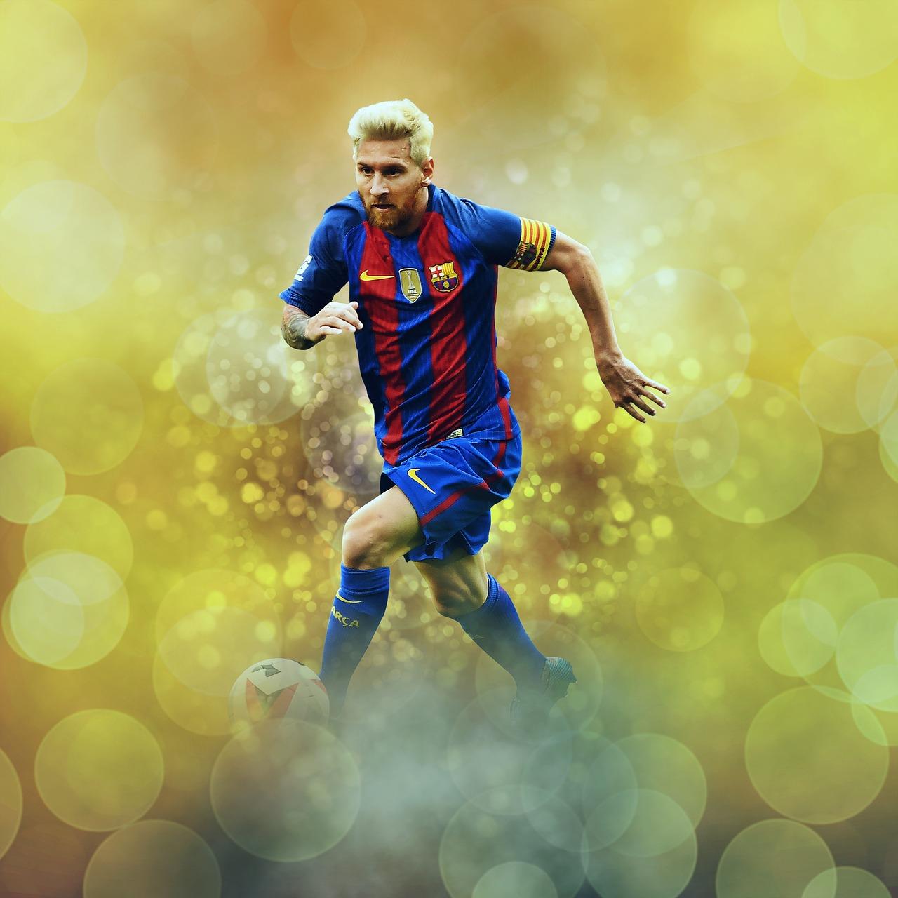 Messi Barcelona vs. Liverpool God La Liga Champions League