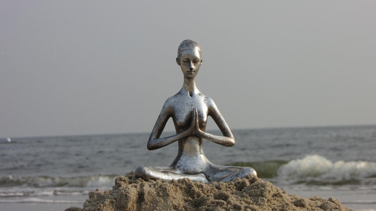 Meditation and Yoga can help
